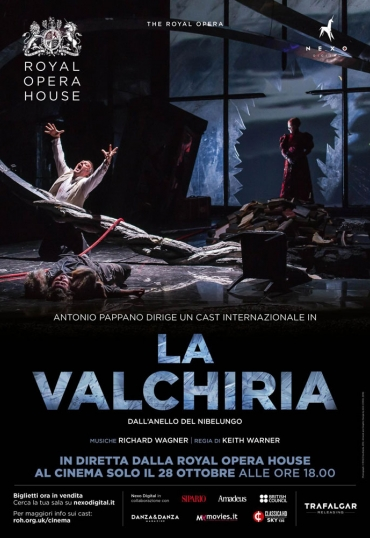 The Royal Opera: La Valchiria