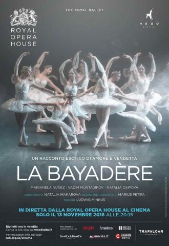 The Royal Ballet: La Bayadère
