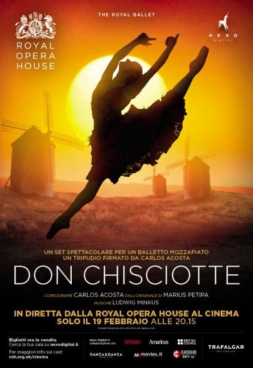 The Royal Ballet: Don Chisciotte