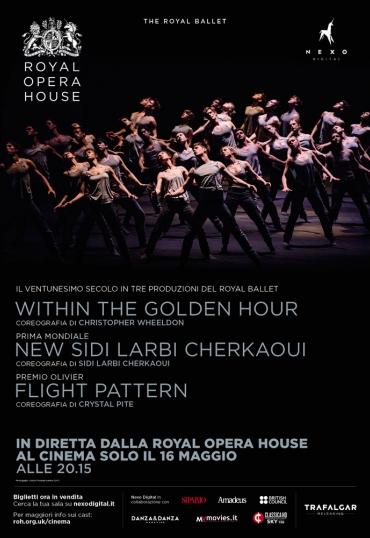 The Royal Ballet: Triple Bill (Programma Triplo)