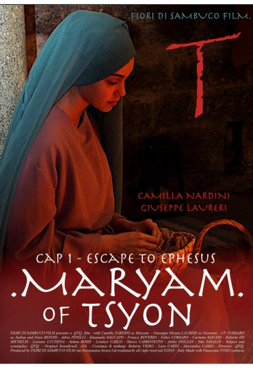 Maryam of Tsyon - Cap I Escape to Ephesus