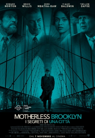 Motherless Brooklyn - I segreti di una città