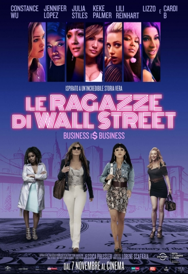 Le ragazze di Wall Street - Business Is Business