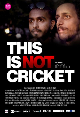 This is not cricket