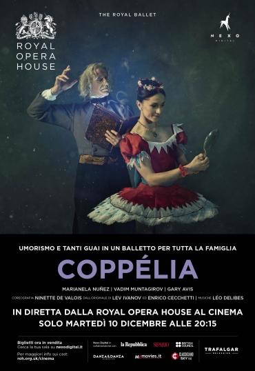 The Royal Ballet: Coppélia