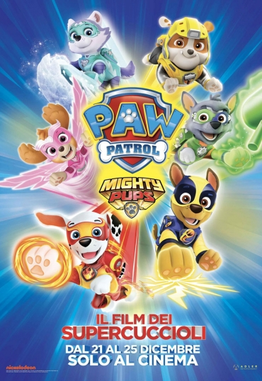 Paw Patrol – Mighty Pups