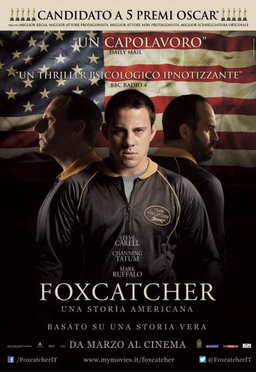 Foxcatcher: Una storia americana