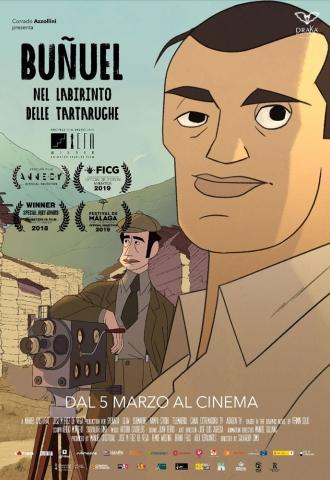 Buñuel - Nel labirinto delle tartarughe