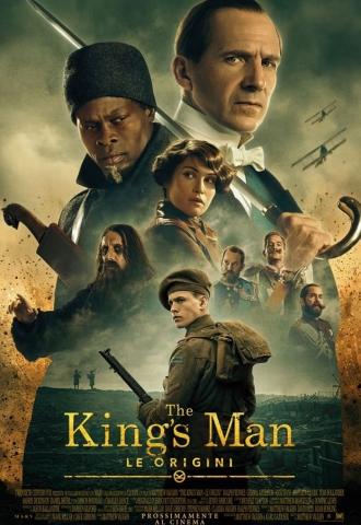 The King's Man - Le origini