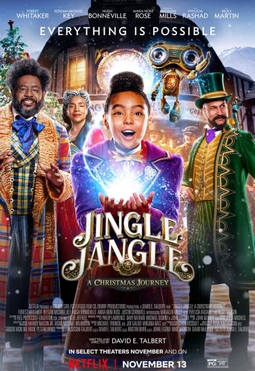 Jingle Jangle - Un'avventura natalizia