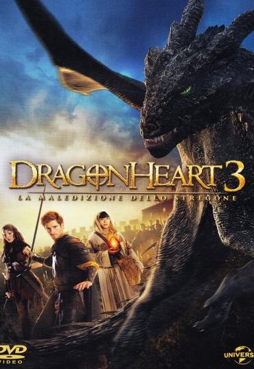 Dragonheart 3: La maledizione dello stregone
