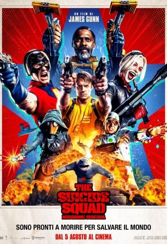The Suicide Squad: Missione Suicida