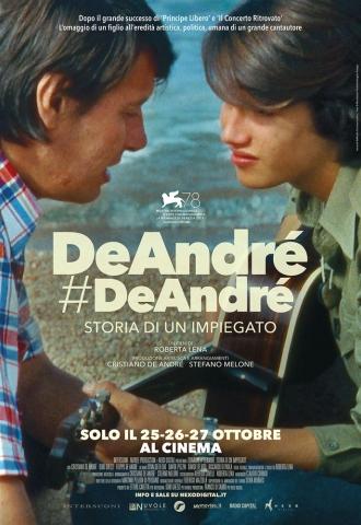 DeAndré#DeAndré. Storia di un impiegato