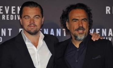 Leonardo DiCaprio e Alejandro González Iñárritu a Roma per presentare Revenant – Redivivo