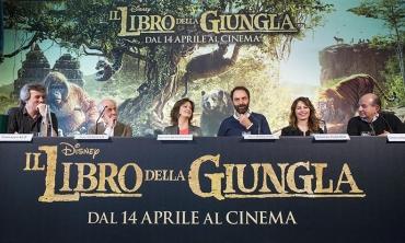 Conferenza stampa: Il libro della giungla