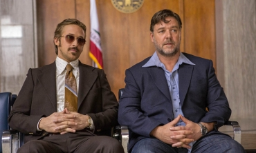 Conferenza stampa: The nice guys