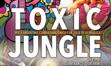 Conferenza stampa: Toxic jungle... e la magia della Ayahuasca!