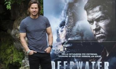 Deepwater – Inferno sull'oceano: Mark Wahlberg e Lorenzo di Bonaventura parlano del film