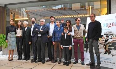Fai bei sogni: Marco Bellocchio e cast raccontano il loro Massimo Gramellini