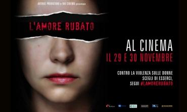L'amore Rubato: dal romanzo al grande schermo per sensibilizzare il pubblico sulla violenza contro le donne