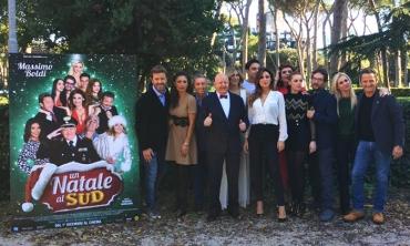 Conferenza stampa: il Natale al sud di Boldi & co