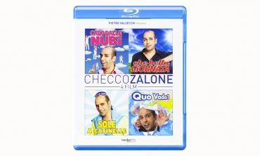 Checco Zalone (4 Film Blu-Ray)