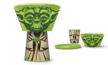 Star Wars: Set Colazione Impilabile, Yoda