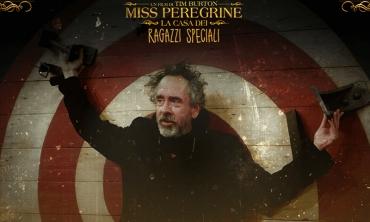 Tim Burton presenta la sua casa dei ragazzi speciali di Miss Peregrine