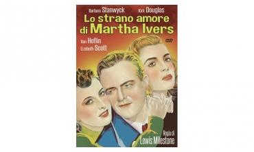 Lo strano amore di Marta Ivers (DVD)