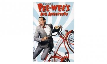 Pee-wee's Big Adventure: DVD