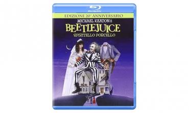 Beetlejuice - Spiritello porcello: Blu-Ray