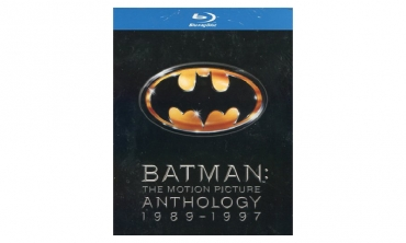 Batman: The motion picture anthology 1989 - 1997. Blu-Ray