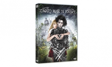 Edward mani di forbice: DVD