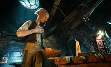 Per Natale Steven Spielberg dona al pubblico Il GGG, un'opera ben fatta... ma senza magia.