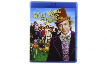 Willy Wonka e la fabbrica di cioccolato (Blu-Ray)