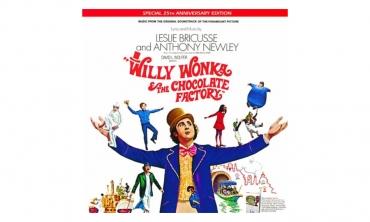 Willy Wonka e la fabbrica di cioccolato (Colonna sonora)