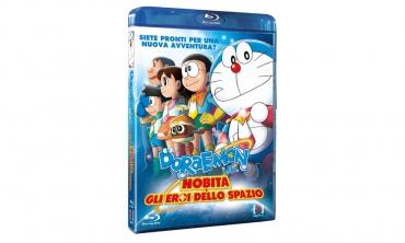 Doraemon - Nobita e gli eroi dello spazio (Blu-Ray)
