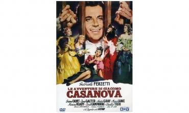 Le avventure di Giacomo Casanova (DVD)