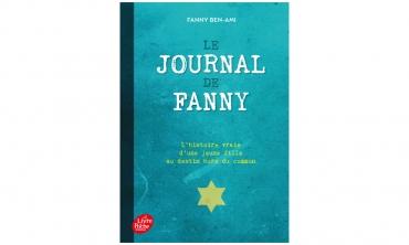 Il Viaggio di Fanny (libro edizione francese)