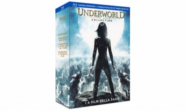Underworld (4 film; Blu-Ray)