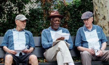 Insospettabili Sospetti: gli impareggiabili Caine, Freeman e Arkin