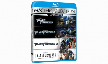 Transformers (Quadrilogia in Blu-Ray)