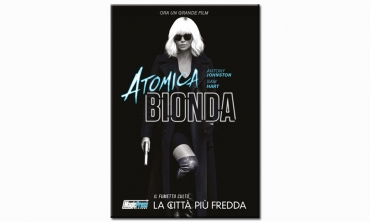 Atomica Bionda (Graphic Novel)