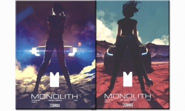 Monolith (Graphic Novel)