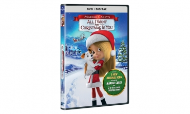 All I Want for Christmas is You (DVD)