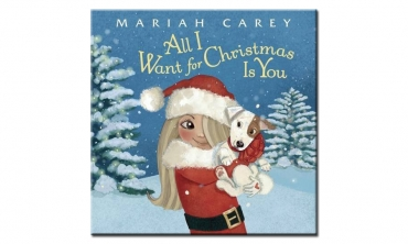All I Want for Christmas is You  (libro in inglese)