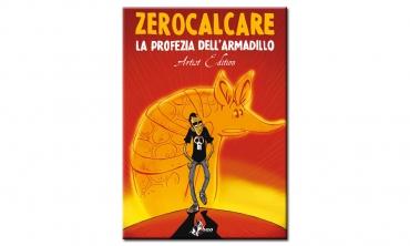 La pofezia dell'armadillo (graphic novel)