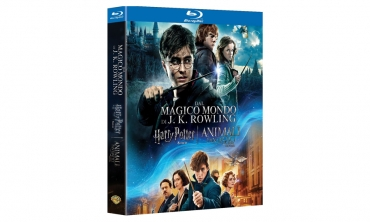 Harry Potter + Animali Fantastici e dove trovarli (Wizarding World Boxset in Blu-Ray)