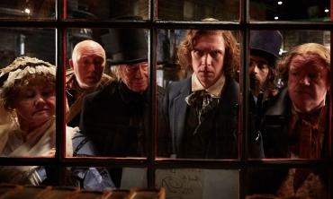 Torino Film Festival: The Man Who Invented Christmas. Genesi ed evoluzione del capolavoro dickensiano in un biopic seducente