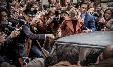 Ridley Scott dirige un ricco cast, tra cui Christopher Plummer, Michelle Williams e Mark Wahlberg, in Tutti i soldi del mondo